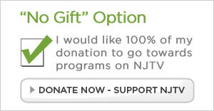 Donate To NJTV
